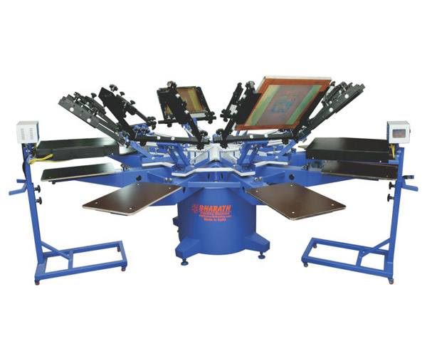Manual Screen Printing