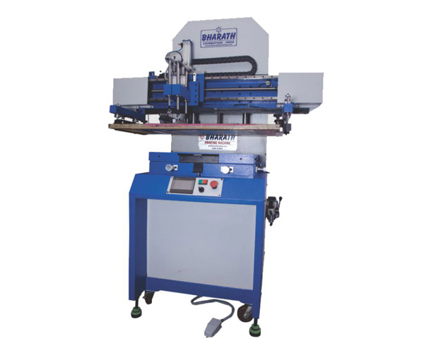 Automatic Multiuse Screen Printing