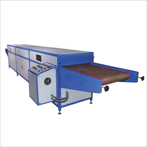 Electrical Conveyor Curing Machine