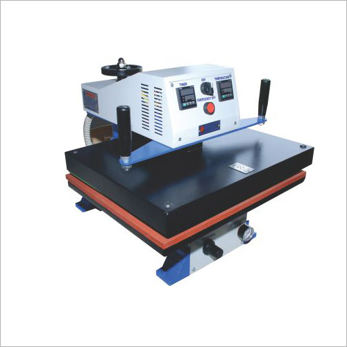 Air Operated Fusing Machines Heat Transfer Press