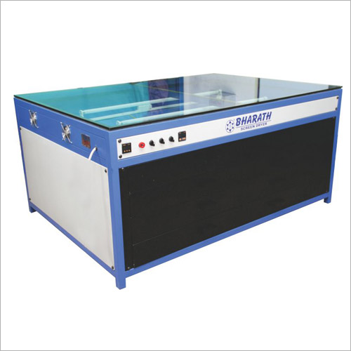 Screen Dryer with Marking Table
